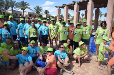 Pinguino viaggi network, convention con 70 adv a Sharm El Sheikh