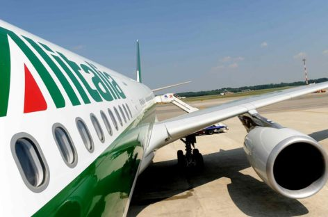 Alitalia, in primavera torna la Roma-Washington