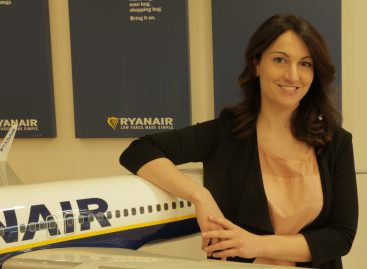 Ryanair affida sales e marketing a Chiara Ravara
