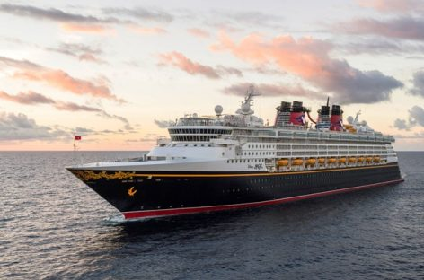 Disney Magic, la nave di Topolino: nel 2019 da Civitavecchia