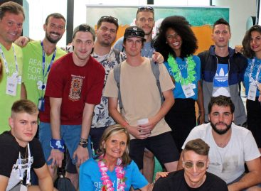 Brussels Airlines vola a Tomorrowland: gate party a Fiumicino