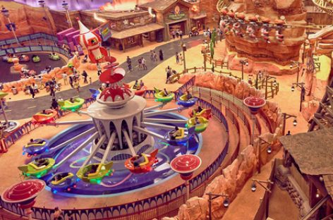 Apre ad Abu Dhabi il parco indoor Warner Bros World