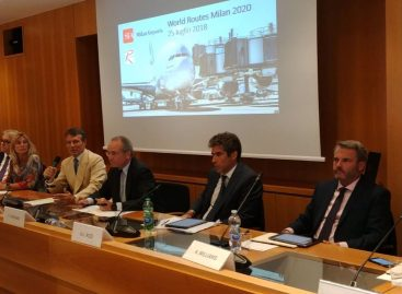 Milano pronta al decollo con il World Routes 2020