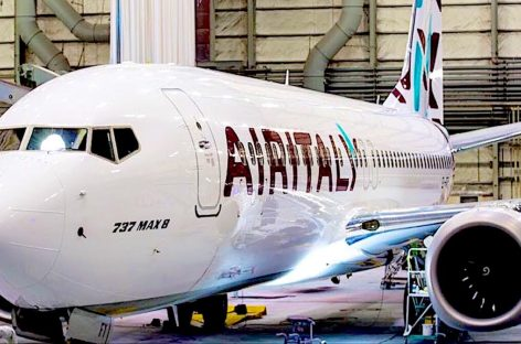 Qatar Airways ha perso oltre 500 milioni in Air Italy