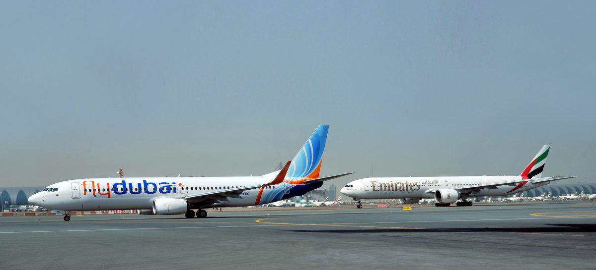 Emirates-flydubai, unico loyalty program e più codeshare