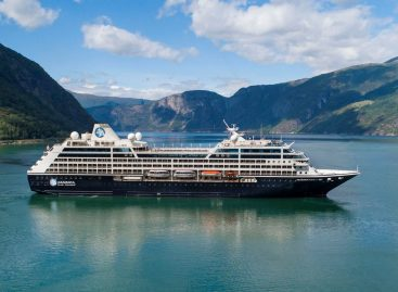"Azamara battezza Pursuit per crociere ""immersive"" di lusso"