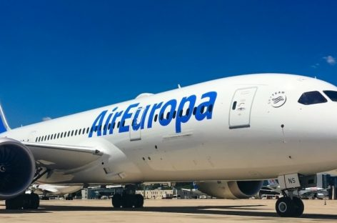 Air Europa, streaming a bordo anche su corto e medio raggio