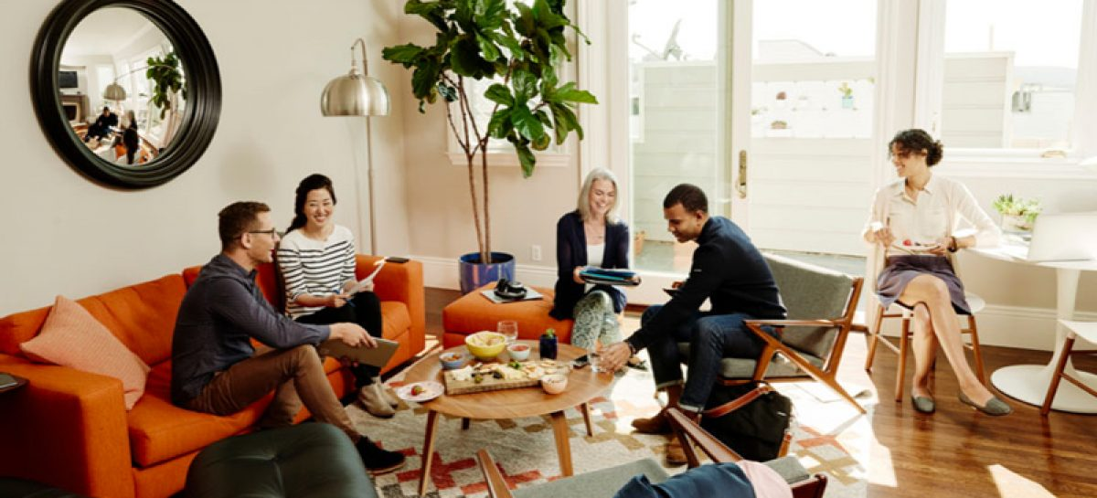 Eventi e team building: ora Airbnb punta al Mice