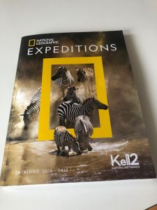 catalogo National Geographic Expeditions