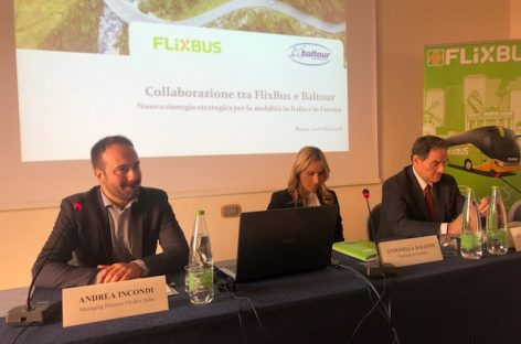 FlixBus-Baltour, partnership per aumentare destinazioni e frequenze