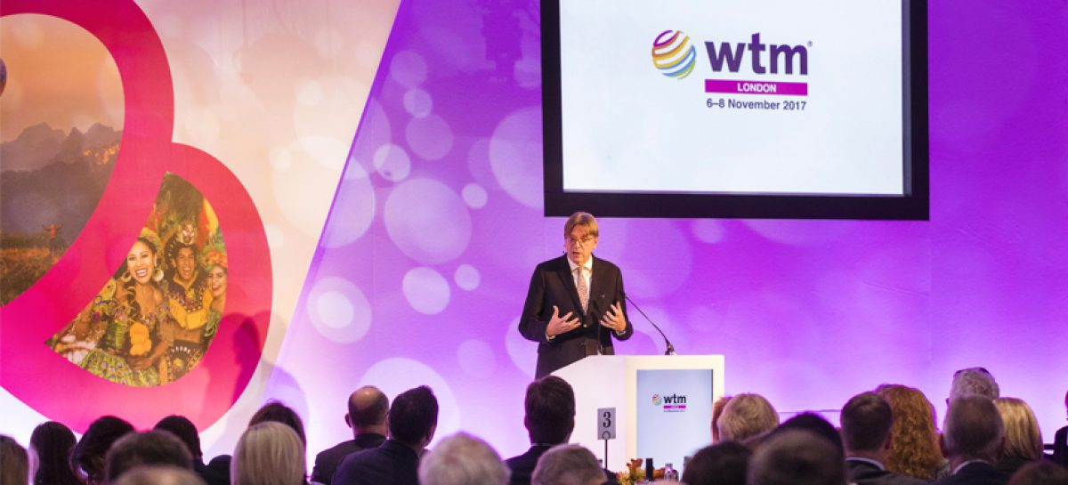 Wtm Londra, Brexit al centro del Leaders' Lunch
