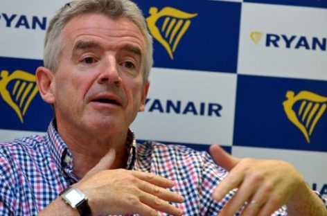 Ryanair-Boeing, O'Leary: «Pronti a rivedere i piani»