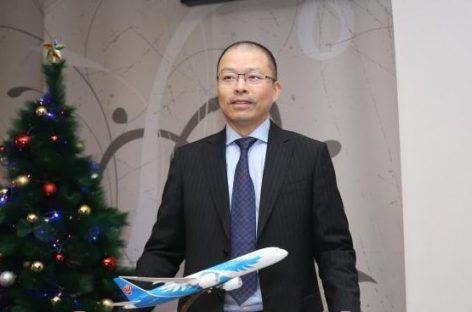China Southern cresce a Roma sull'asse corporate -customer service