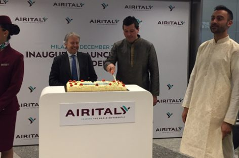 Air Italy avvicina l'India. Decolla il Milano-New Delhi