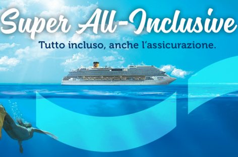 Costa, torna la Super All Inclusive per l'estate 2019