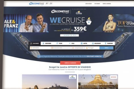La web revolution per le agenzie Welcome Travel 552b9414ede
