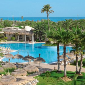 Valtur Djerba Golf Resort & Spa Nicolaus piscina