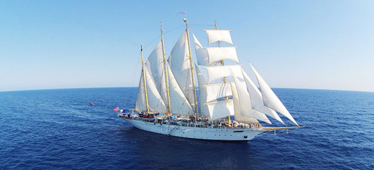 Star Clippers lancia Early Booking Discount