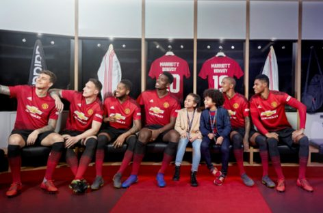 Marriott Bonvoy lancia i Manchester United Moments