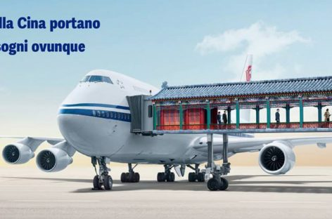 Air China presenta in Bmt la rotta Roma-Hangzhou