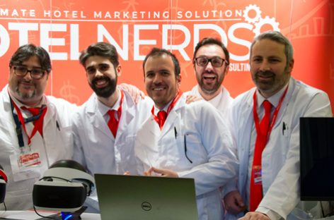Hotelnerds, così l'intelligenza artificiale incontra la booking engine