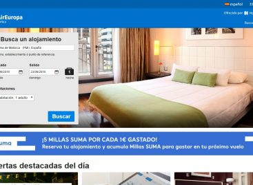 Air Europa Hotels, la nuova piattaforma in partnership con Expedia