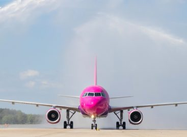 La scalata italiana di Wizz Air: nuova base a Bari