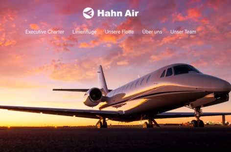 Hahn Air, partnership con sette nuove compagnie aeree