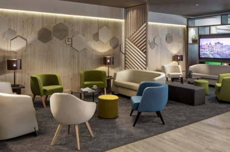 L'Holiday Inn Rome Eur cambia look con l'Open Lobby