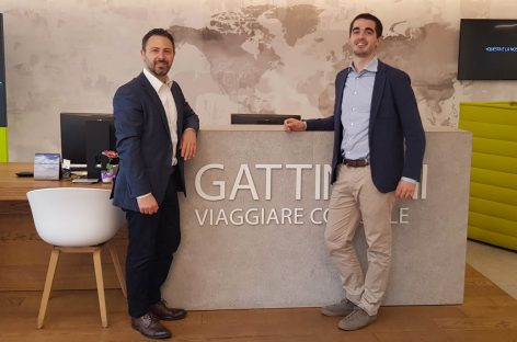Gattinoni amplia la divisione business travel