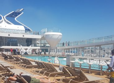 Il modern luxury va in crociera con Celebrity Edge
