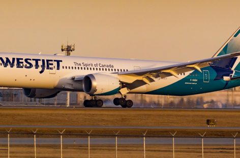 WestJet, accordo di codeshare sul Canada con Air France