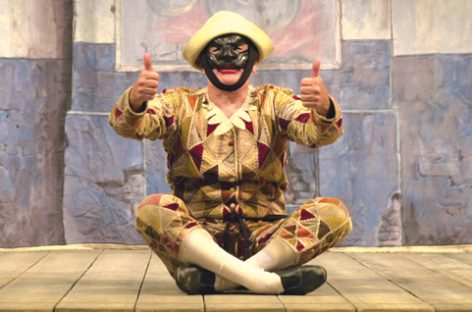 L'estate del Goldoni con Arlecchino