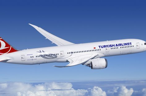 Bangkok Airways-Turkish Airlines, accordo di codeshare