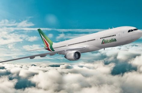 Alitalia, dall'8 dicembre decollano i voli Covid tested per New York