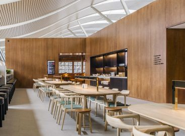 Cathay riapre la lounge di Shanghai Pudong dopo il restyling