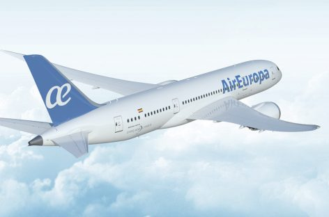 Air Europa lancia la campagna Time to fly