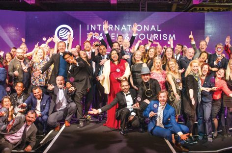 International Travel & Tourism Awards: a Londra il premio dei premi