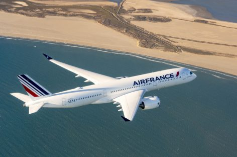 Air France amplia il network estivo sull'Italia