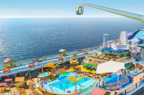 Royal Caribbean, tutte le novità di Odyssey of the Seas