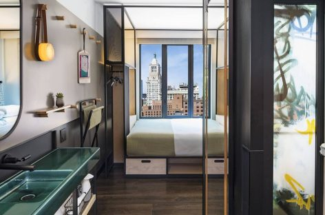 Marriott inaugura il terzo hotel Moxy a New York