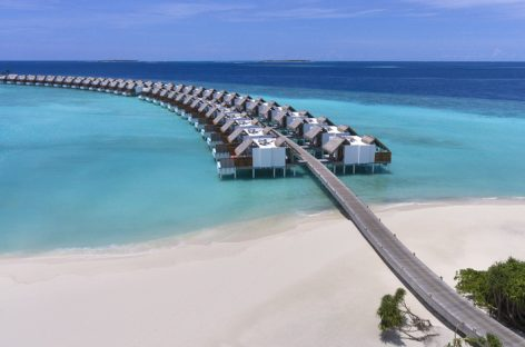 Lusso all inclusive: apre l'Emerald Maldives Resort & Spa