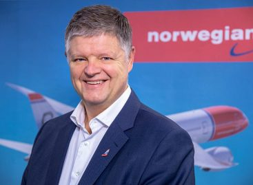 Il timone di Norwegian Air passa a Jacob Schram