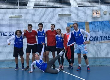 Torneo di beach volley SkyTeam, le adv italiane sul tetto d'Europa