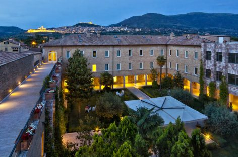 Th Resorts raddoppia ad Assisi con l'Hotel Cenacolo