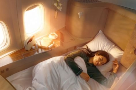 Cathay Pacific rinnova i servizi di First e Business Class