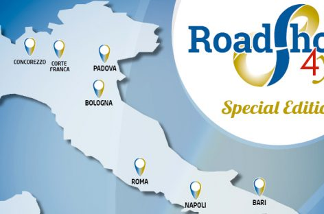 Geo Travel Network, al via il roadshow 4you-Special Edition