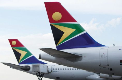 South African Airways ripristina i voli per Cape Town
