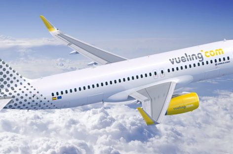 Vueling miglior low cost europea ai World Airline Awards