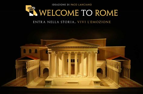 Welcome to Rome, un museo virtuale per 2000 anni di storia